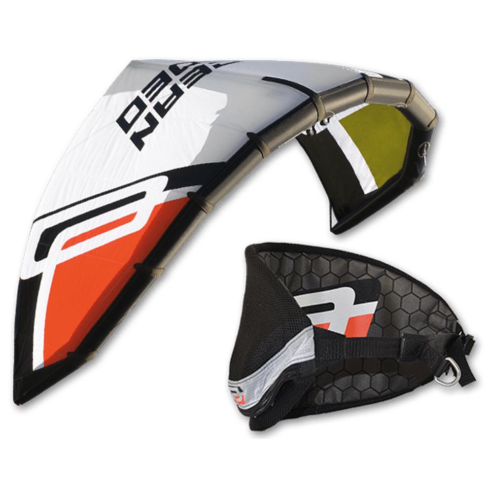 Ocean Rodeo React Sle Trainer Kite 2m Ocean Trade Supplies
