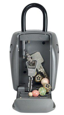 Masterlock Combination Safe With Shackle 2